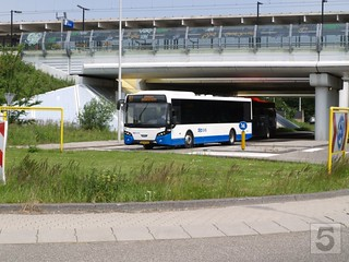 GVB Amsterdam 1108, Lijn 47, Meibergdreef (2012) | by Library of Amsterdam Public Transport
