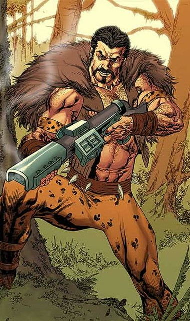 comics Kraven the Hunter