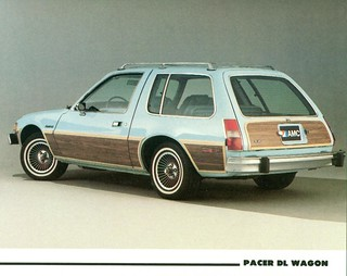 1980 Amercian Motors Pacer DL Station Wagon | by coconv