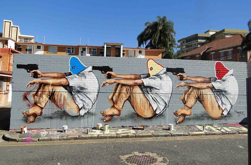 The Hijacking, New Farm, Brisbane | by Fintan Magee