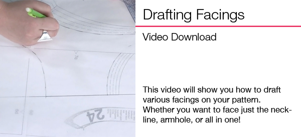 Drafting Facings