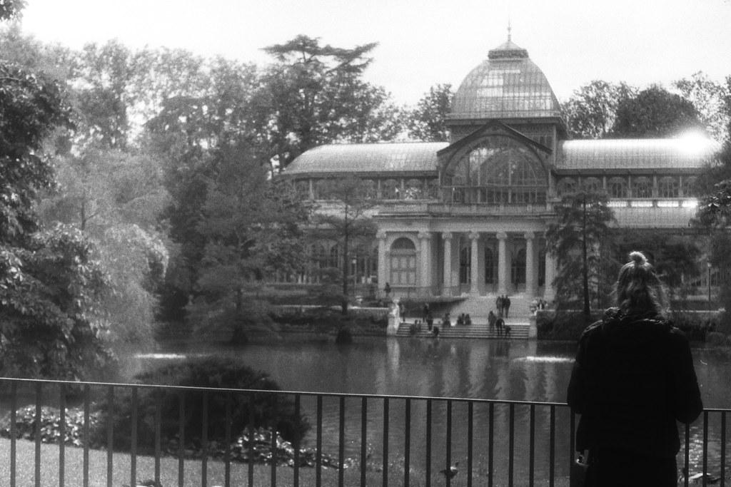 Madrid. Parque del Retiro. (II)