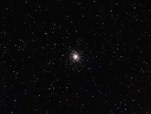 Messier 92 globular cluster 22 May 2012 | by Julian Cooper