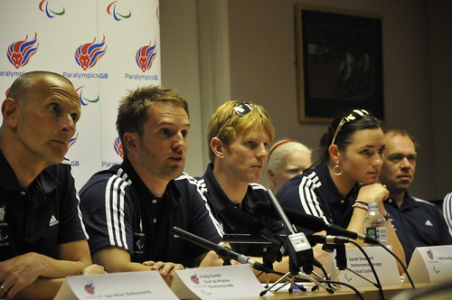 London 2012 Paracycling Team Announcement | by britishcycling.org.uk