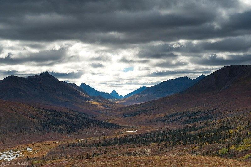 Tombstone Range - Tombstone Territorial Park