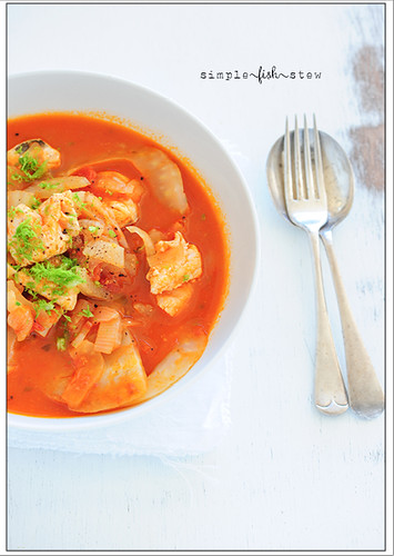 simple fish stew | by jules:stonesoup