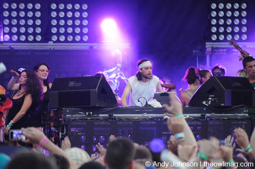Girl Talk @ Catalpa NYC Music Festival 2012 | by The Owl Mag