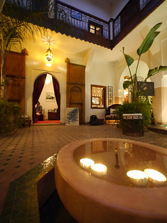 Riad Marrakech, Morocco with Panasonic GX1 and Lumix 7-14mm lens | by Cameralabs