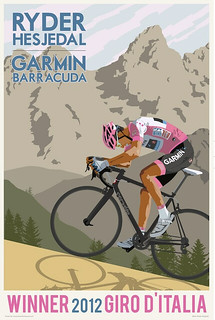 Ryder - Poster - For sale | by Competitive Cyclist Photos