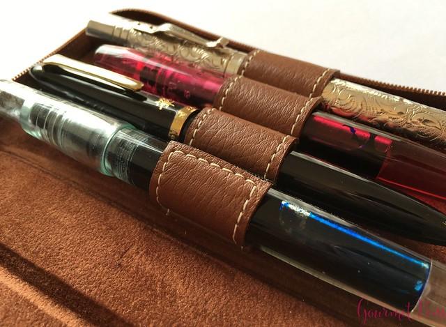 Review Lucrin Geneva Case 4 Zipped Pens @LucrinGeneva 11