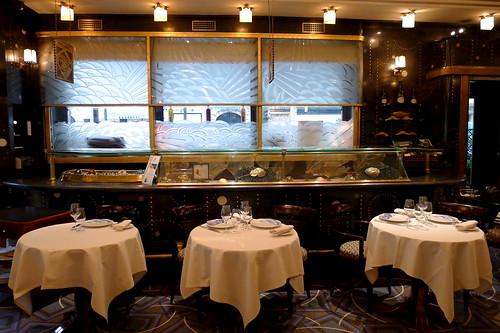 Restaurant Prunier, Paris