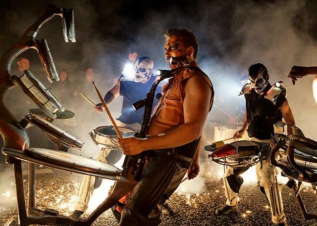 Danbor Talka by Les Commandos Percu – photo © Los Commandos Percu