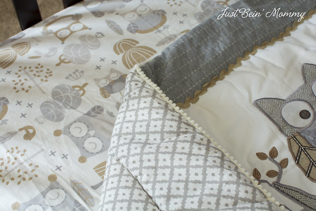 Levtex Baby Night Owl Crib Set