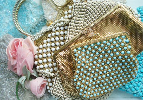Vintage Handbags | by such pretty things
