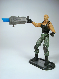 G.I. Joe Retaliation (Amazon) — Roadblock — w/Blade | by BurningAstronaut