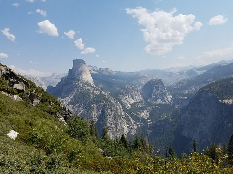 Yosemite National Park • Panorama Trail