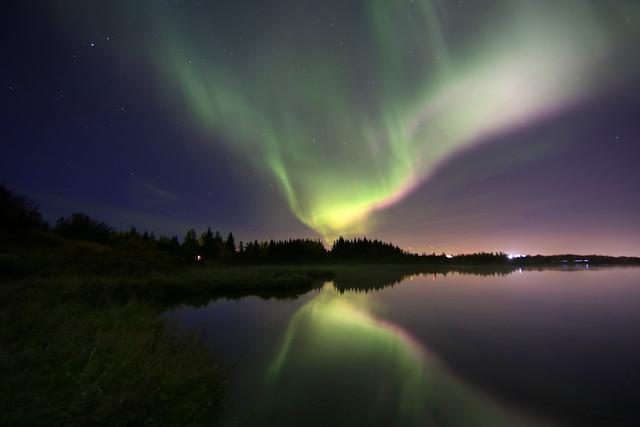 Aurora Iceland 28.9.2016 #1