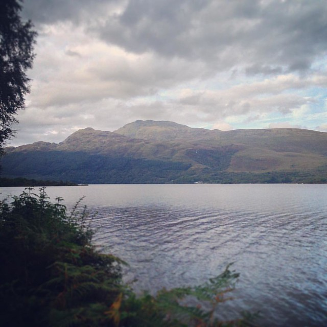 Loch Lomond #lochlomond #lochlomondandtrossachsnationalpark