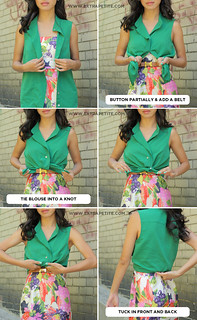 dress_as_a_skirt | by ExtraPetite.com