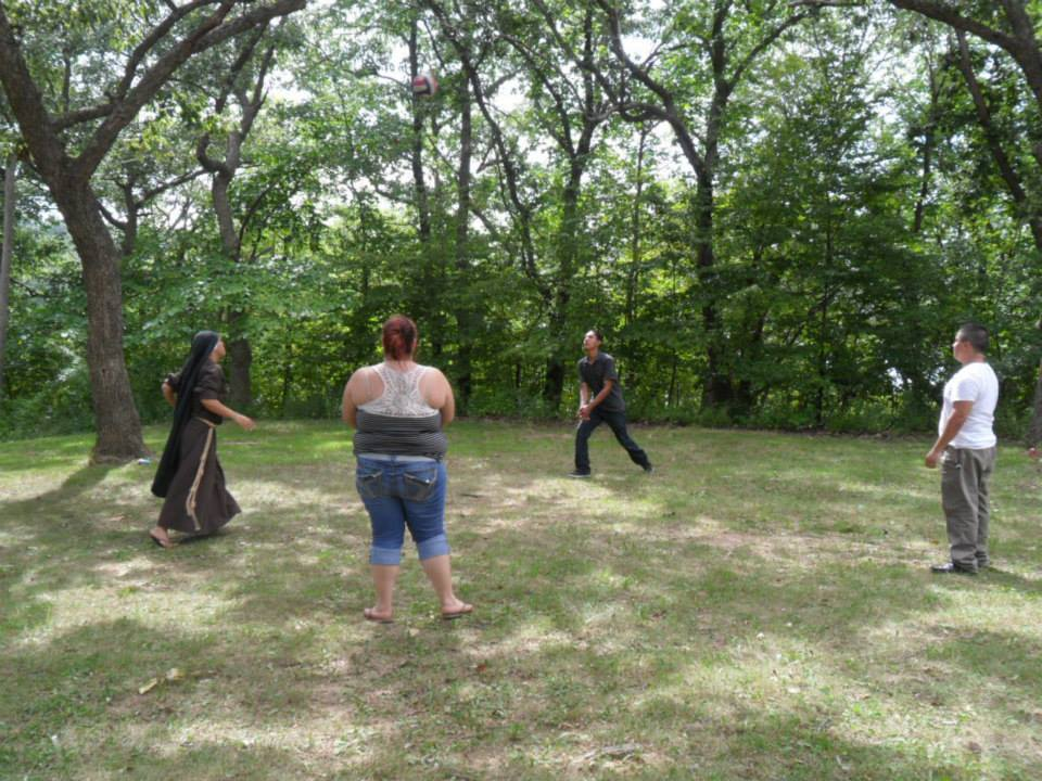 Recreation Day with Lay Associates