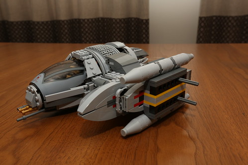10227 B-wing Starfighter Review - 76 | by fbtb