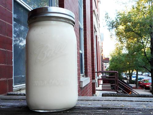 goat milk koldskal