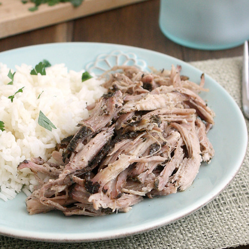 Hawaiian-Style Smoked Pork | by Tracey's Culinary Adventures