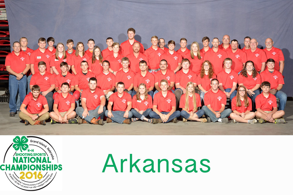 2016 Arkansas National Team