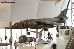 XZ997 V - 712220 - Royal Air Force - Hawker Siddeley Harrier GR3 - 080203 - RAF Museum Hendon - Steven Gray - IMG_6992