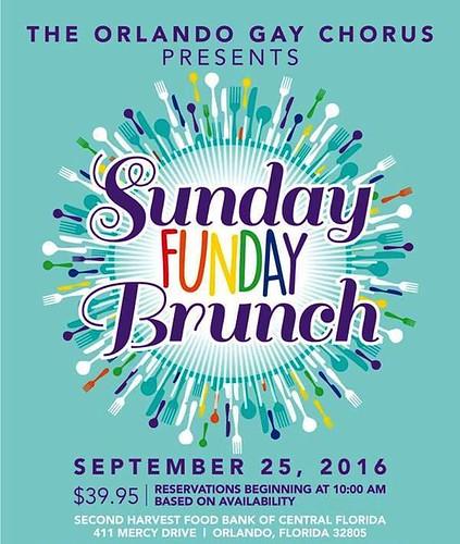 "Second Harvest Food Bank's ""Sunday Funday"" Brunch"