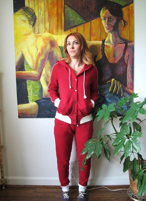 Organic French Terry Tracksuit