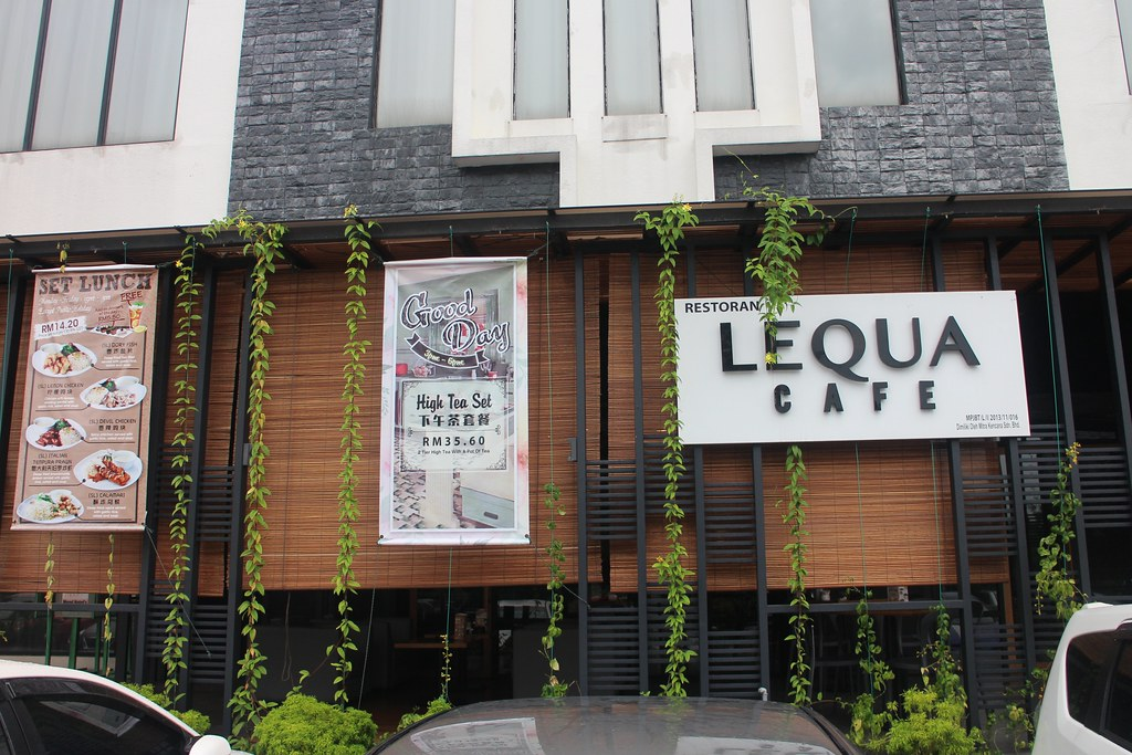 LeQua Café around Taman Sutera