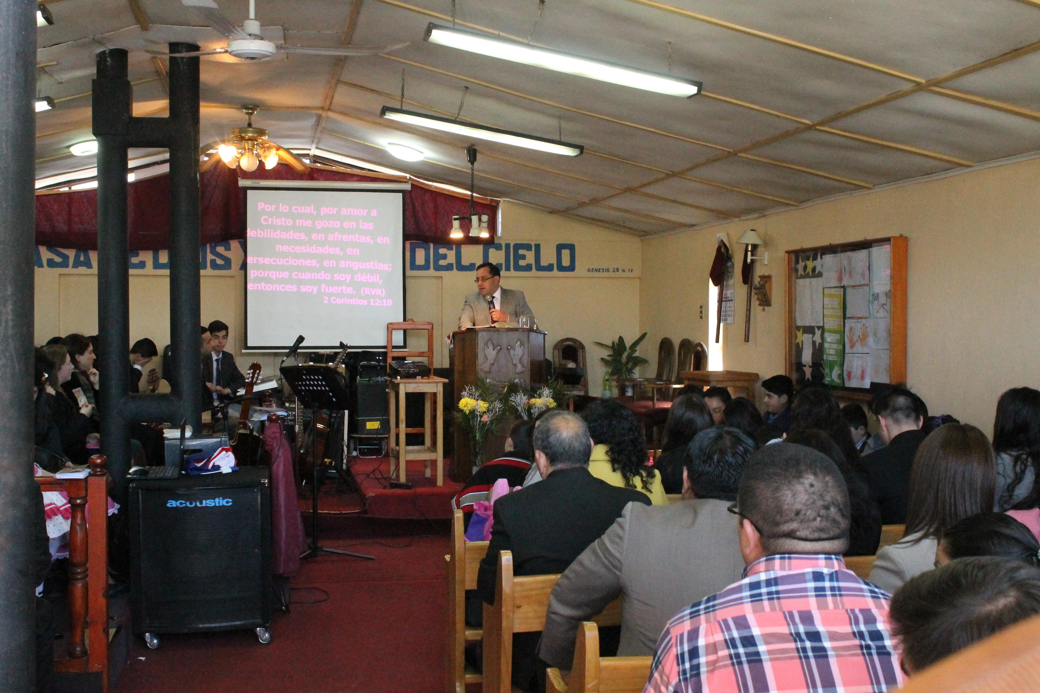 Hualqui pregona el Santo Evangelio de Salvación