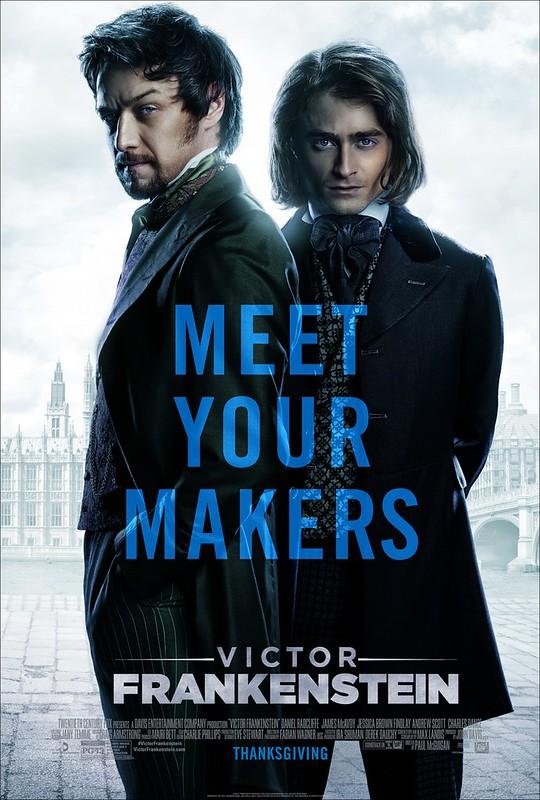 Victor Frankenstein - Poster 1