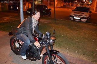 Cafe Racer Yamaha Xjr