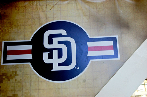 Military Style Padres Logo | by earthdog