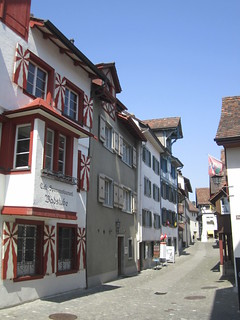 Street in Stein am Rhein, Switzerland | by Paul McClure DC
