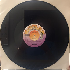 MARY J BLIGE:BE HAPPY(RECORD SIDE-A)