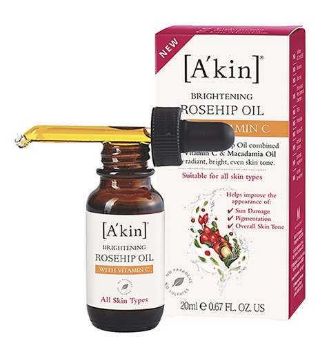 Brightening Rosehip Oil with Vitaminc 20ml_0