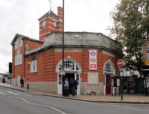 Harrow & Wealdstone Underground station
