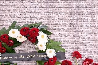 15th Anniversary of the 9/11 at KKL-JNF Living Memorial
