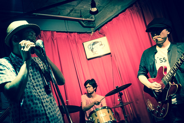 T.G.I.F. Blues Session at Terraplane, Tokyo, 09 Sep 2016 -00163