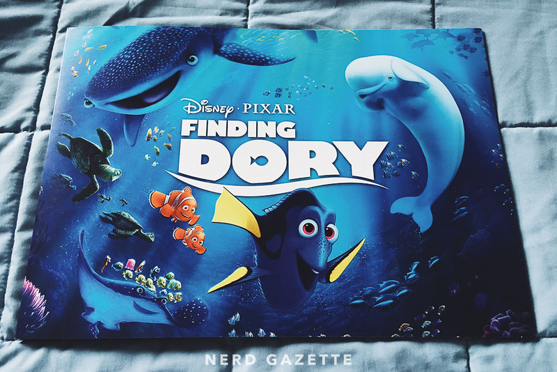 Finding Dory Lithograph Set | VSCO
