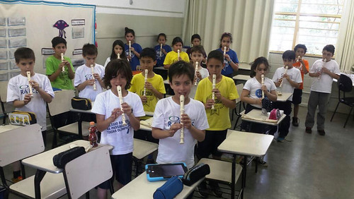 Os benefícios das aulas de música - unidade da serra