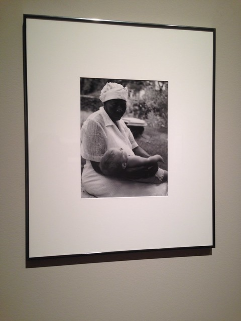 John Reese: Woman and Child, Wilson Park, Birmingham AL