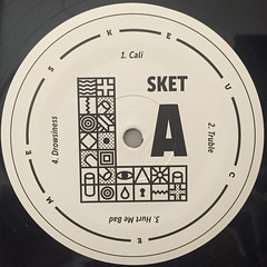 SKET & DEUCE:SKEUCE ME(LABEL SIDE-A)