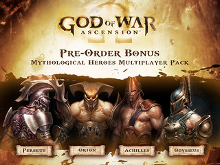 God Of War - mythological heroes | by PlayStation Europe
