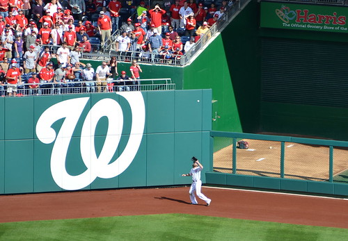 Werth for the out in CF | by afagen