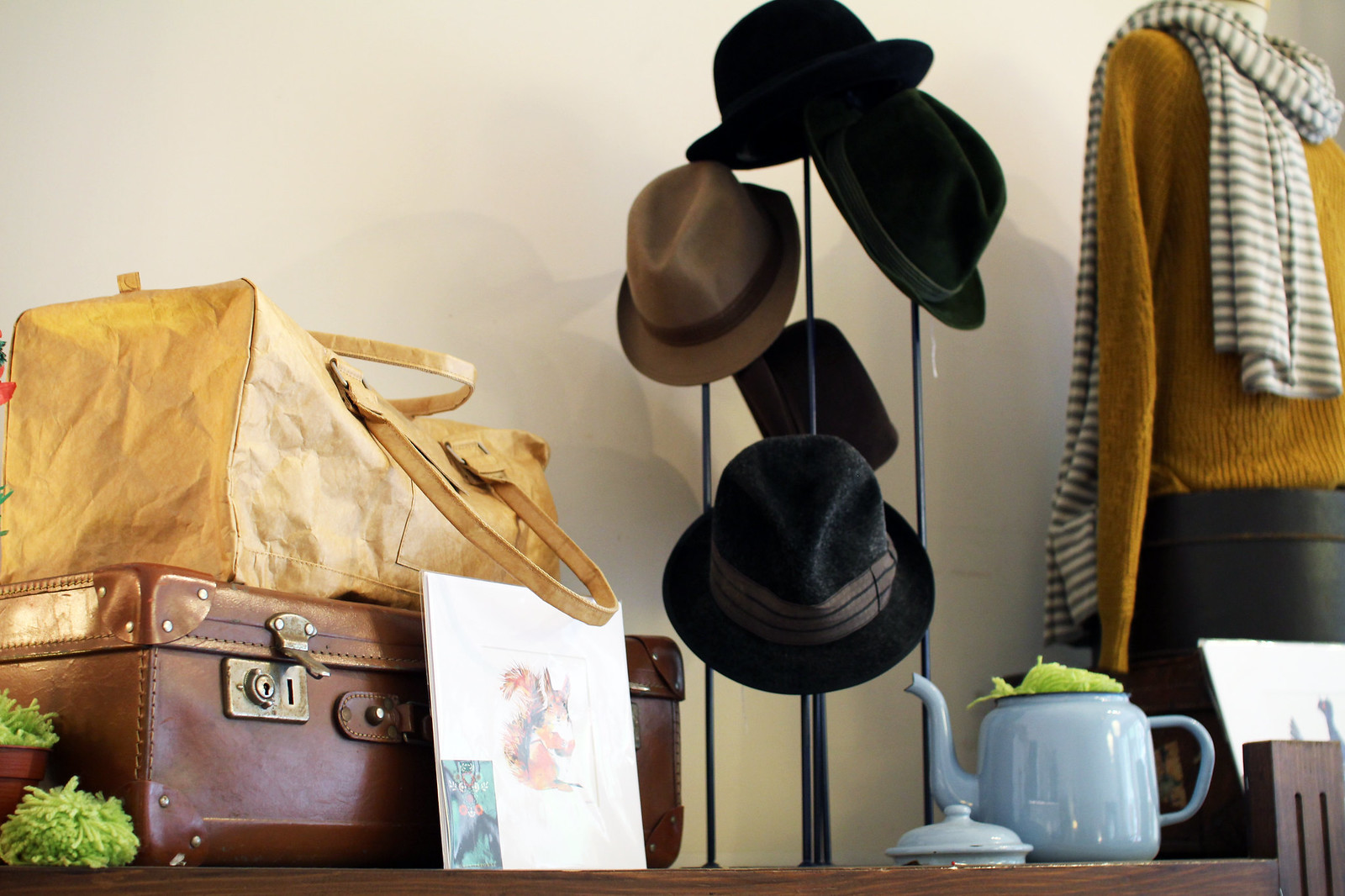 best vintage and boutique shops Edinburgh