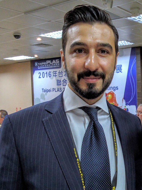 Pak Polimer公司的Oğuz Şenyayla總經理首度訪台 - 商機洽談、景點參訪與認識朋友三個願望一次滿足!